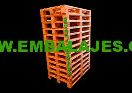 Fabrica Palets de madera