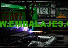 Embalaje industrial Industria Manufacturera