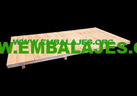 Fabricación bases de madera