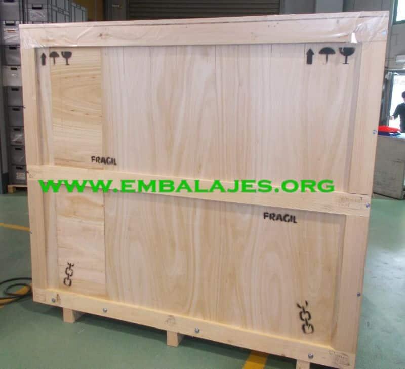 Fabrica cajas de madera contrachapada de alta calidad