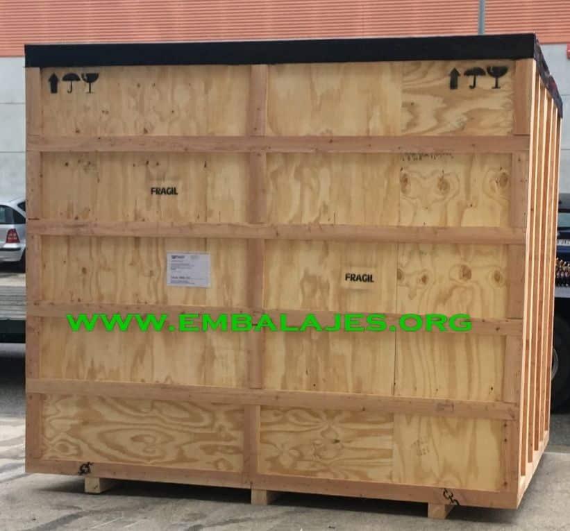 Fabrica cajas de madera contrachapado