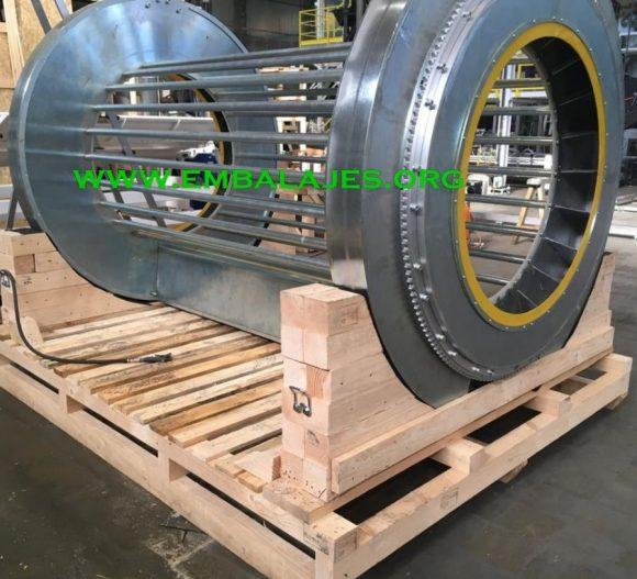 Fabrica cunas de madera a medida