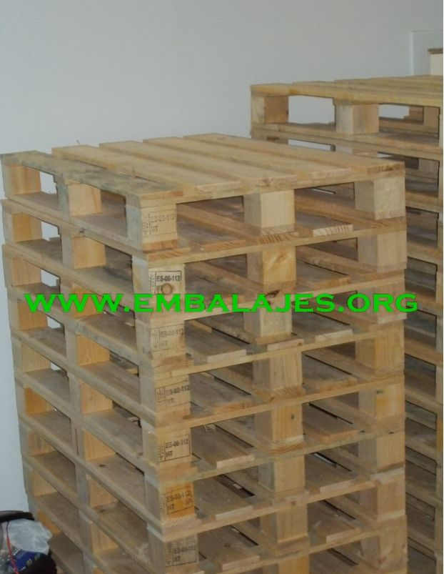Fabrica de Palets en madera