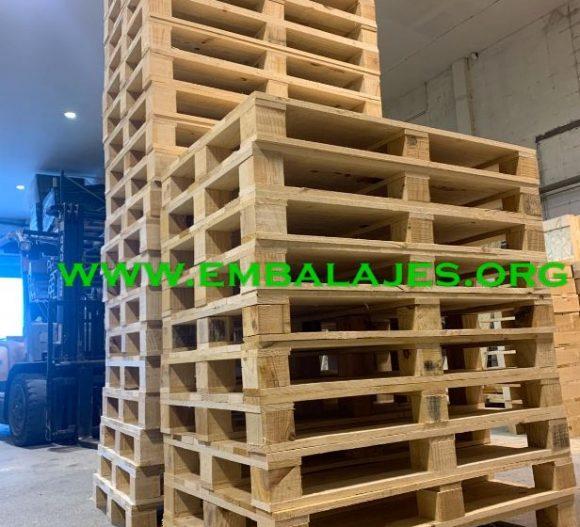 Fábrica de palets de madera