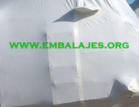 Fabrica embalaje retráctil industrial