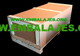 Fabrica embalajes mixtos carton madera