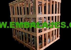 Fabrica jaulas de madera