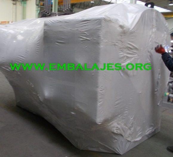 Fábrica plástico para embalaje retráctil