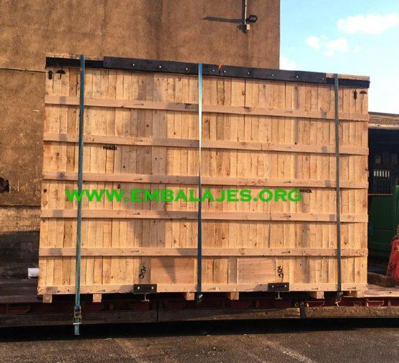 Servicio de trincaje de cargas