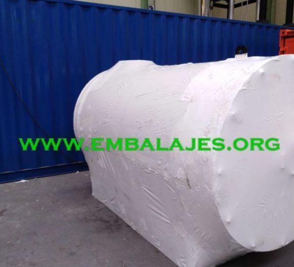 Soluciones embalaje plásticos retráctiles