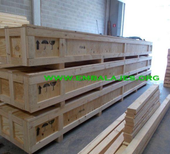 Soluciones integrales de embalaje de madera contrachapado