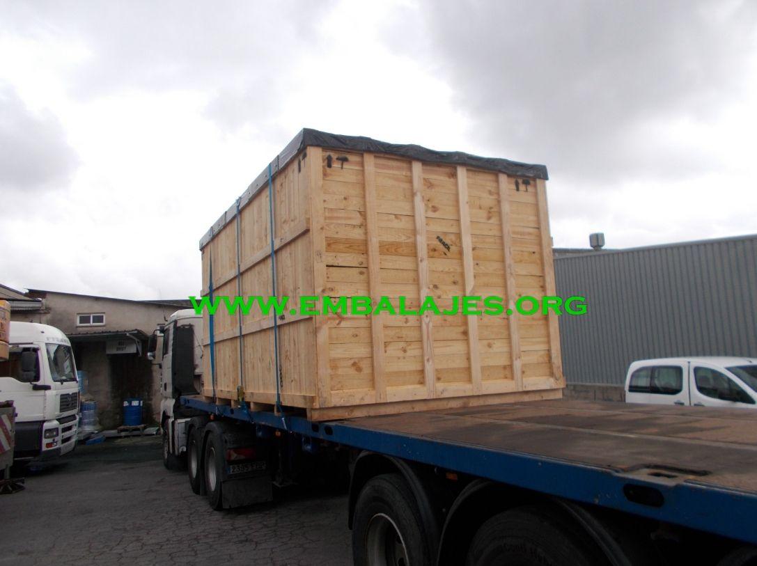 Trincaje contenedores y cargas