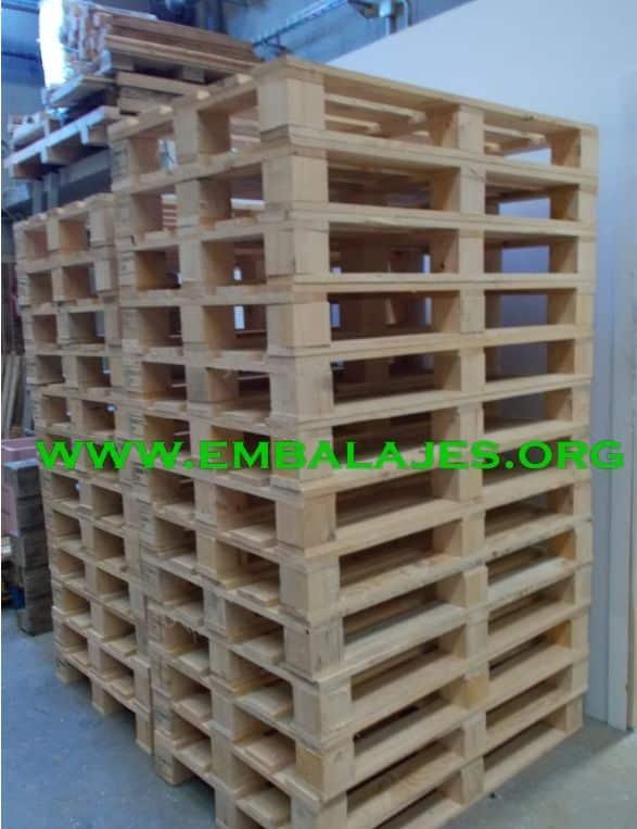 Venta de palets de madera