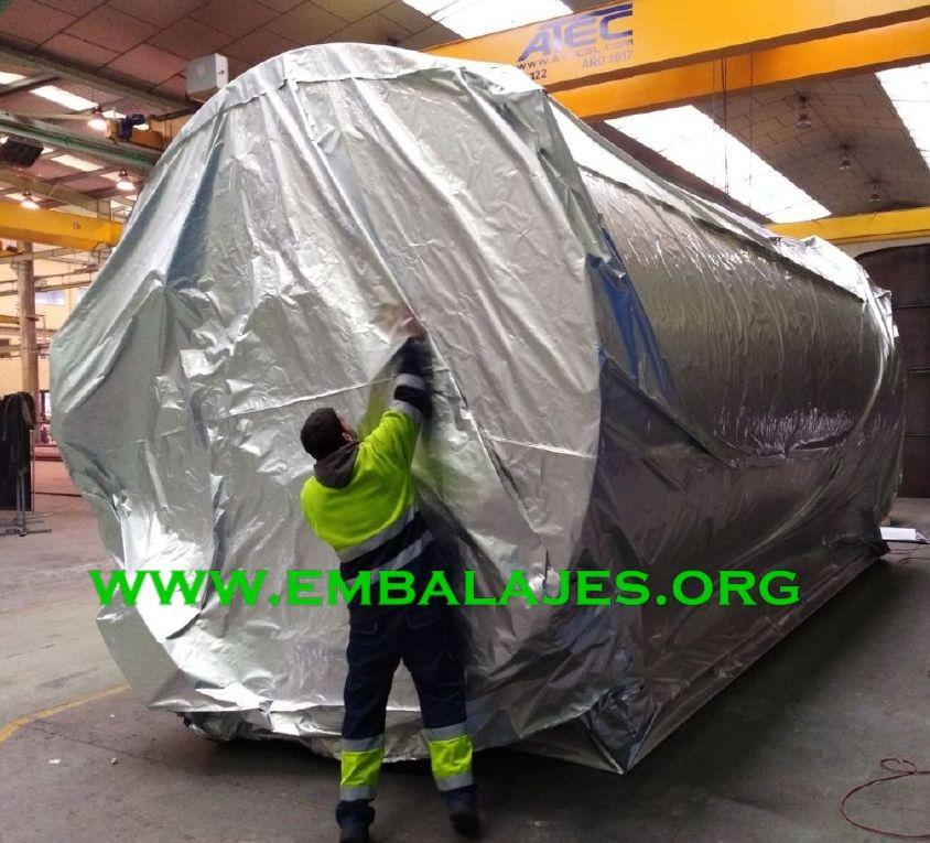 embalajes industriales para empresas