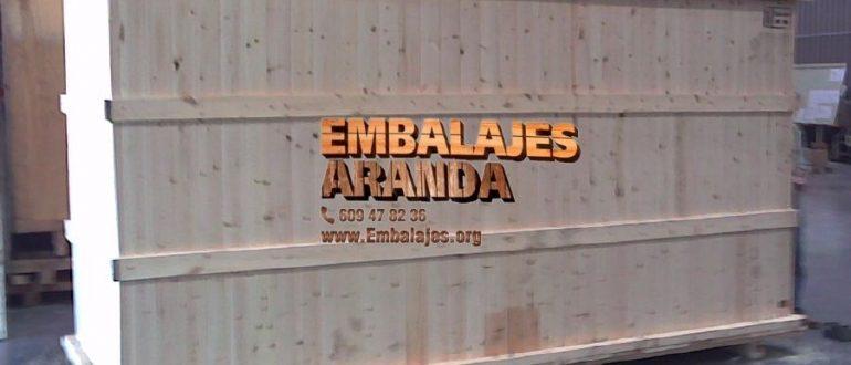Embalaje industrial A Coruña