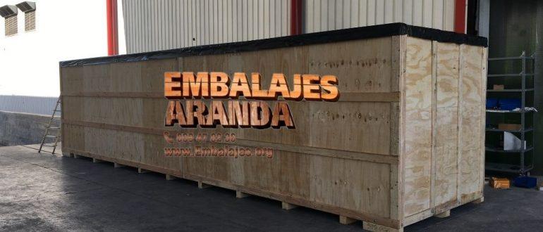 Embalaje industrial Córdoba