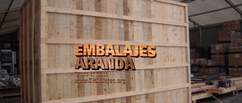 Embalaje industrial Gijón