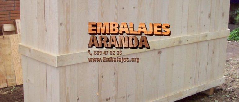 Embalaje industrial Granada