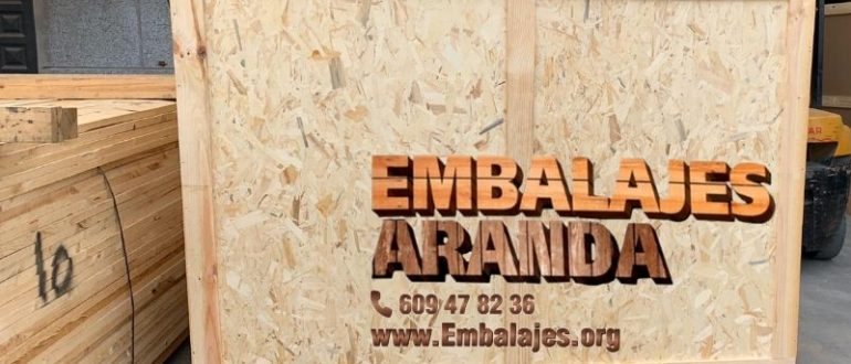 Embalaje industrial Málaga