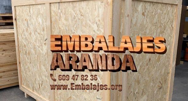 Embalaje industrial Zaragoza