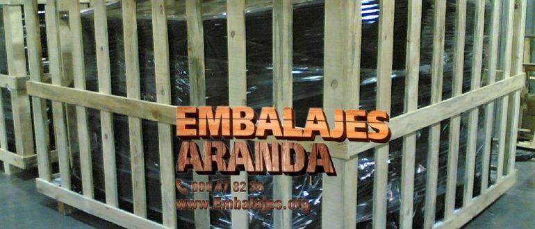 Embalaje industrial Abrera Barcelona