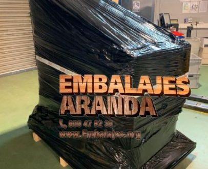 Embalaje industrial Adamuz Córdoba