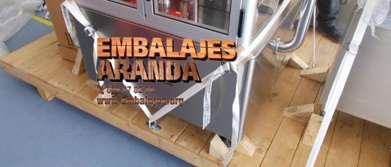 Embalaje industrial Agüimes Las Palmas