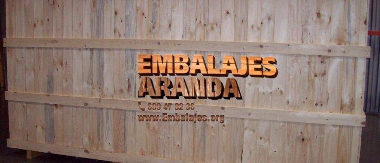 Embalaje industrial Agramunt Lleida
