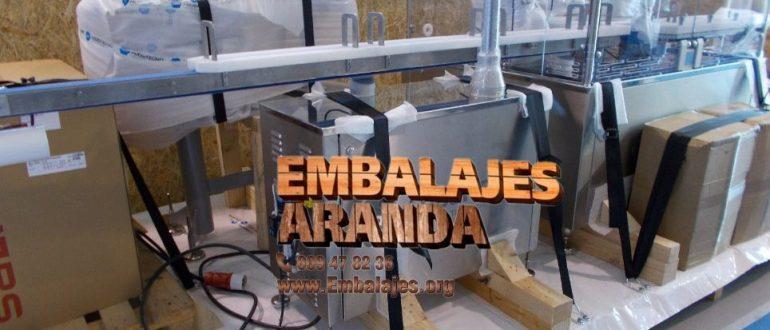 Embalaje industrial Alameda Málaga