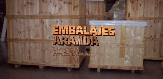 Embalaje industrial Albacete
