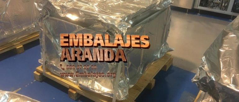 Embalaje industrial Albatera Alacant