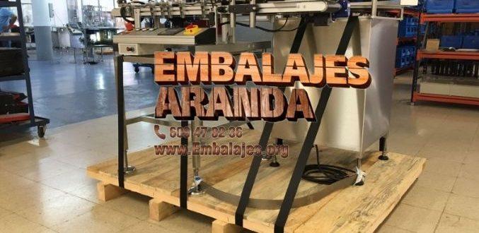 Embalaje industrial Alberic Valencia