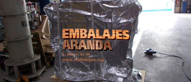 Embalaje industrial Albolote Granada