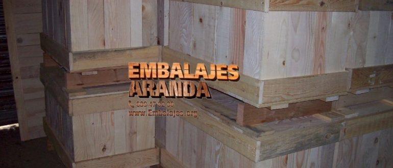 Embalaje industrial Alcalá de Guadaíra