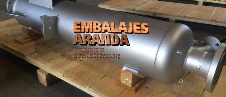 Embalaje industrial Alcalá del Río Sevilla