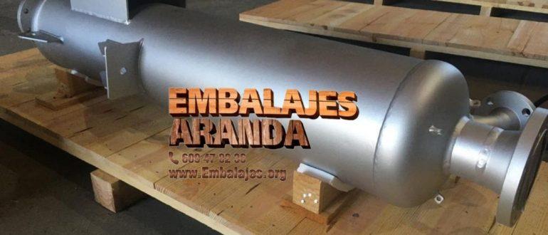 Embalaje industrial Aldaia