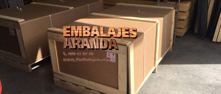Embalaje industrial Aldeamayor de San Martín Valladolid
