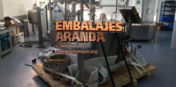 Embalaje industrial Algaida Illes Balears