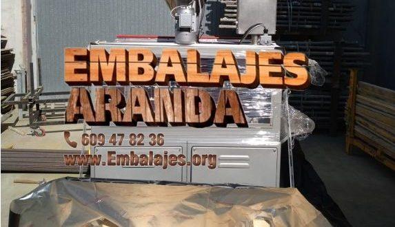 Embalaje industrial Algarrobo Málaga