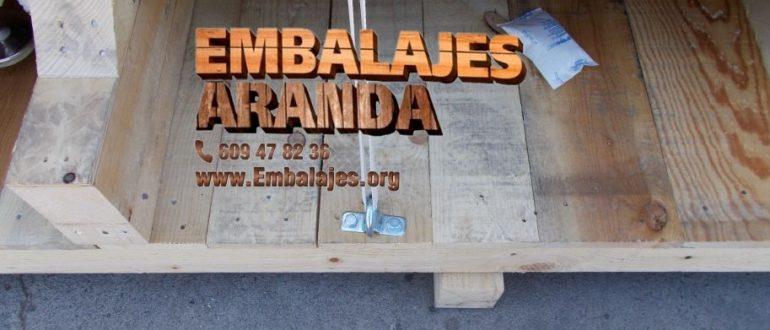 Embalaje industrial Algemesí Valencia