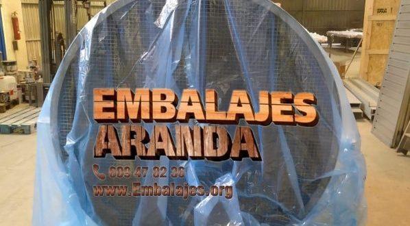 Embalaje industrial Alhama de Granada Granada