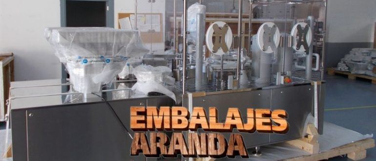 Embalaje industrial Aller Asturias