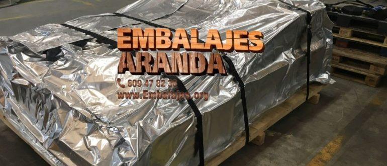 Embalaje industrial Almacelles LLeida