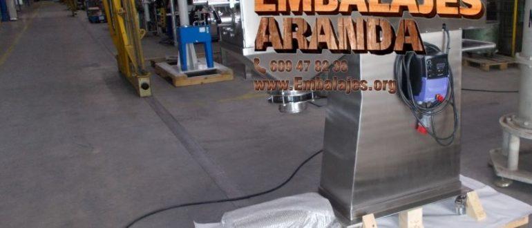 Embalaje industrial Almendralejo