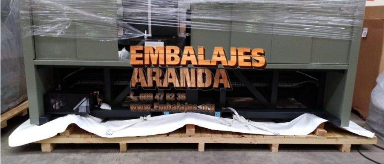 Embalaje industrial Almensilla Sevilla