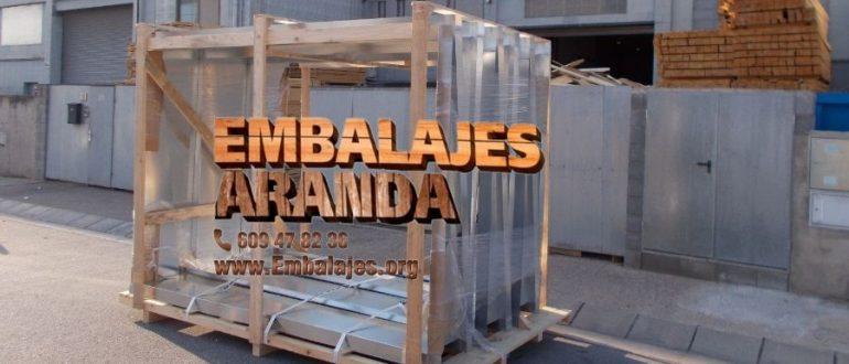 Embalaje industrial Almodóvar del Campo Ciudad Real