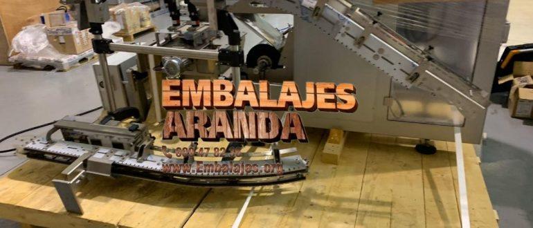 Embalaje industrial Almoradí Alacant