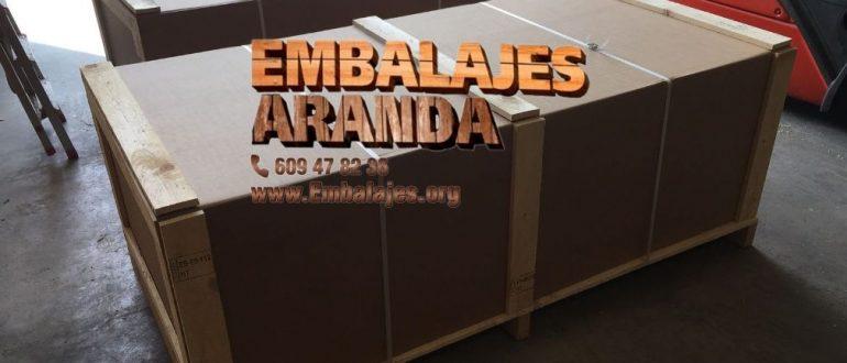Embalaje industrial Alovera Guadalajara