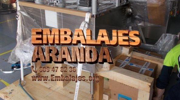 Embalaje industrial Ames A Coruña