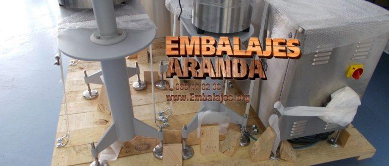 Embalaje industrial Andújar Jaén